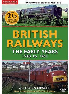 British Railways: Early Years 1948 to 61 [Import]