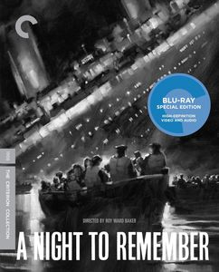 Criterion Collection: A Night To Remember [WS] [B&W]