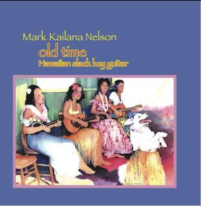 Oldtime Hawaiian Slack Key Guitar