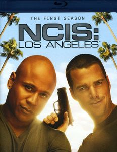 NCIS Los Angeles: The First Season [Widescreen] [5 Discs]