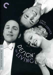 Criterion Collection: Design For Living [Full Frame] [B&W] [2 Discs]