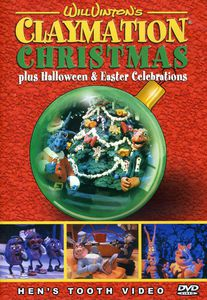 Claymation Christmas Plus Halloween & Easter Celeb