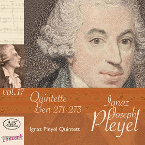 String Quintets Ben. 271-273 Vol. 17
