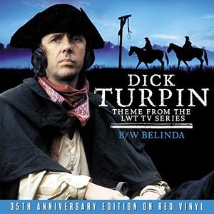 Theme From Dick Turpin (Blood Red Vinyl) (Original Soundtrack) [Import]