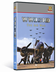 WWII In HD: The Air War [Widescreen]