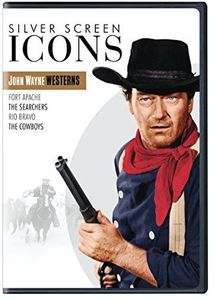 Silver Screen Icons: John Wayne Westerns
