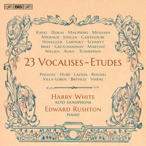 23 Vocalises-etudes