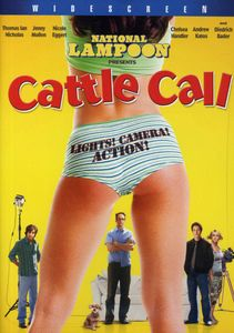 National Lampoon Presents Cattle Call [WS] [Sensormatic] [Checkpoint]
