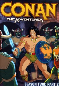 Conan the Adventurer: Season Two Part 2