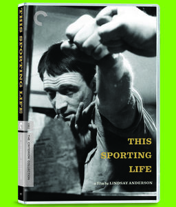 Criterion Collection: This Sporting Life [1963] [Widescreen] [2 Discs]