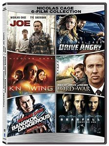 Nicolas Cage: 6-Film Collection