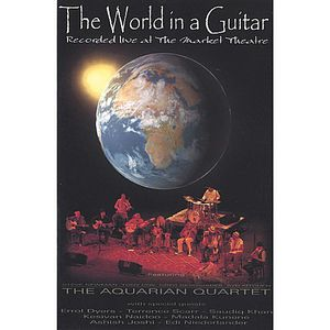 World in a Guitar /  Various