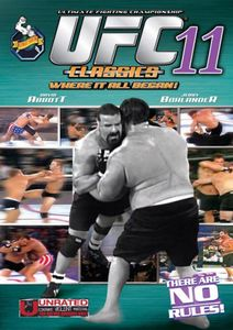 UFC Classics 11: The Proving Ground