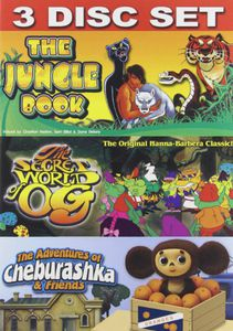 Jungle Book: Secret World of Og & Cheburashka