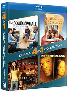 Drama 4-Pack: Squid & the Whale /  Running with