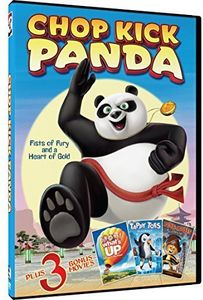 Chop Kick Panda (Plus 3 Bonus Movies)