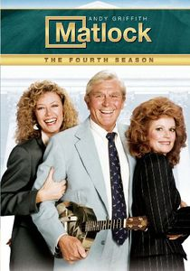 Matlock: Fourth Season