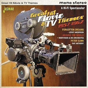 Great Hit Movie & TV Themes 1957-1962 /  Various [Import]