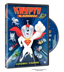 Krypto the Superdog 1: Cosmic Canine