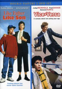 Like Father, Like Son/ Vice Versa [WS] [Double Feature] [2 Discs]
