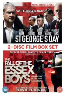 St George's Day & Fall of the Essex Boys