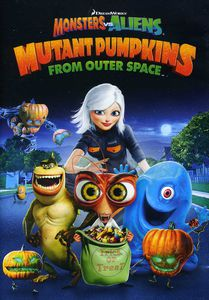 Monsters Vs. Aliens: Mutant Pumpkins from Outer