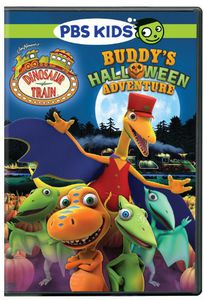 Dinosaur Train: Buddy's Halloween Adventure