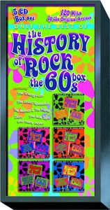 Only Best of History Rock 60s /  Various