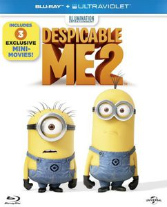 Despicable Me 2 (Blu-ray+Uv)