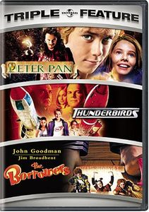 Peter Pan [2003]/ Thunderbirds/ The Borrowers [WS] [Triple Feature] [2 Discs]