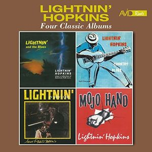Lightnin' & The Blues /  Country Blues /  In New