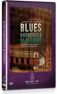 Blues Harmonica Blueprint