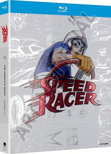 Speed Racer: The Complete Series