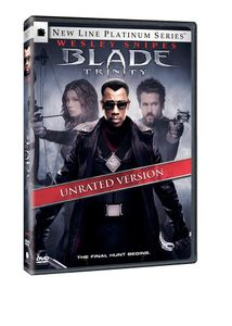 Blade: Trinity [Widescreen] [2 Discs] [Unrated] [With Exclusive Limited Edition Comic Book]