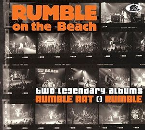 2 Legendary Albums: Rumble Rat & Rumble