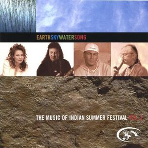 Earth Sky Water Song the Music of Indian Su 2 /  Various