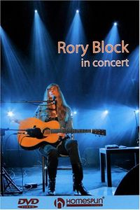 Rory Block In Concert [Instructional]