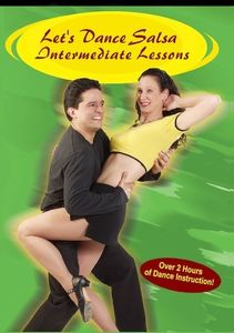 Let's Dance Salsa Intermediate Lessons [Instructional]