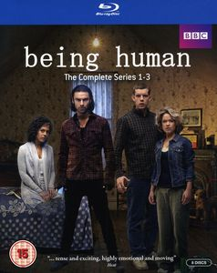 Being Human: Season 1-3 Box Set (2011) (Blu-ray)
