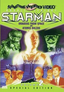 Starman 2: Invaders from Space & Atomic