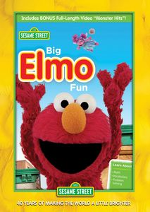 Big Elmo Fun!