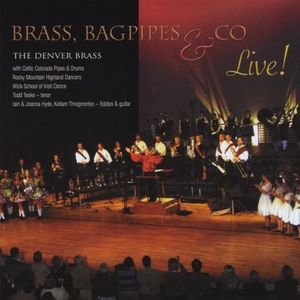 Brass Bagpipes & Co: Live!