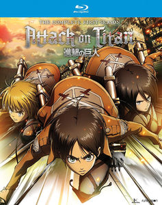 Attack On Titan: Complete Season One