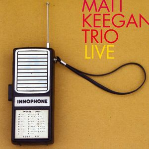 Matt Keegan Trio Live