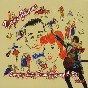 Swinging Guitar Sounds of Young America Vol. 2