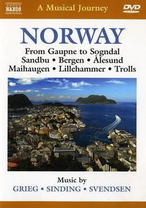 Musical Journey: Norway /  Various