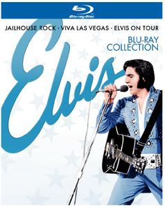 Elvis Blu-Ray Collection [WS] [Collector's Edition] [3 Discs]