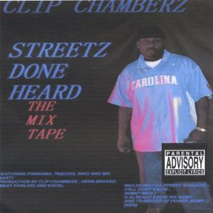 Streetz Done Heard-Mix Tape