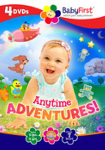 Babyfirst: Anytime Adventures