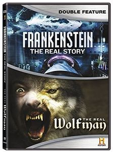 Frankenstein: Real Story/ The Real Wolfman